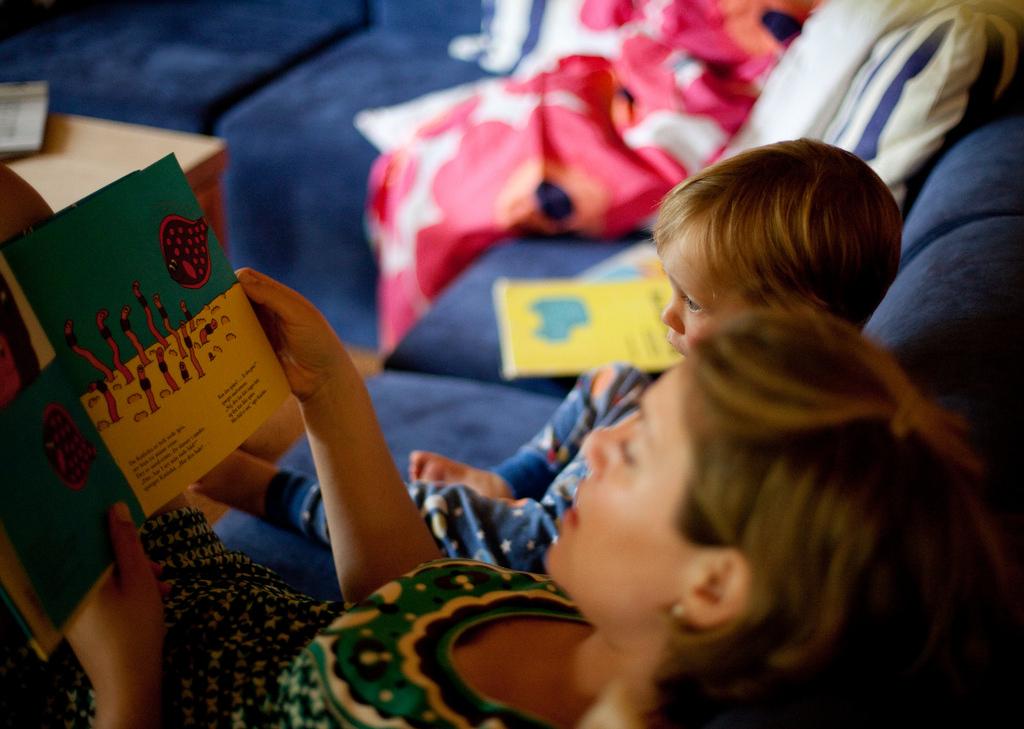 bedtime reading book