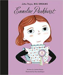 International Day of the Girl - Emmeline Parkhurst