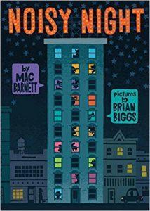 Noisy Night Book Award Firefly