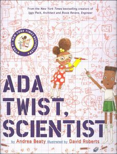 International Day of the Girl - Ada Twist