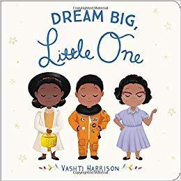Dream Big, Little One book cover