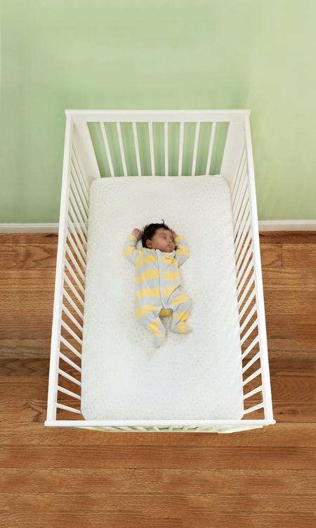CDC safe sleep