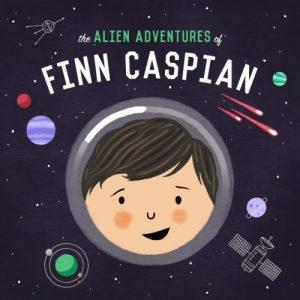 Finn Caspian podcast sci fi podcasts for kids alien adventures