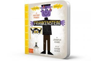 Frankenstein book child