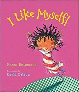 I Like Myself book cover