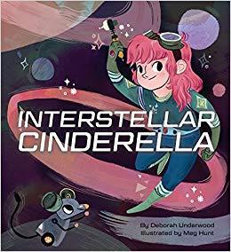Interstellar Cinderella book cover