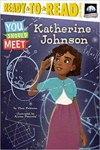 International Day of the Girl - Katherine Johnson