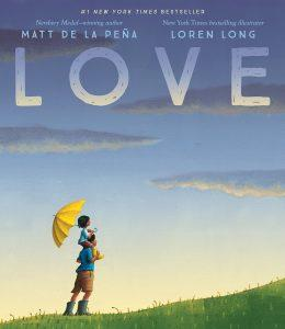 Love book cover