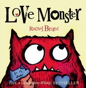 Love Monster book cover