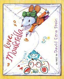 Love, Mouserella book cover