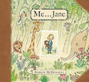 Me....Jane book cover