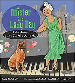 Mister and Lady Day book cover