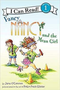 Fancy Nancy and the Mean Girl book cover