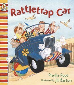 Rattletrap Car book cover