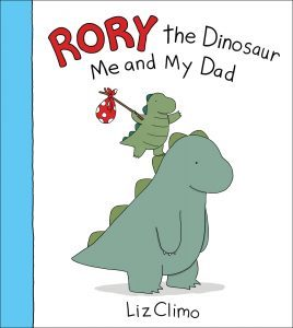 Rory the Dinosaur, Me and My Dad book cover