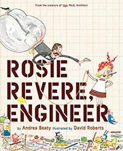Rosie Revere, Engineer book cover
