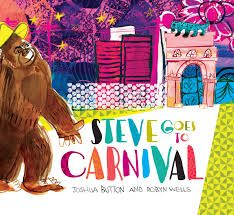Steve Goes to Carnival book cover