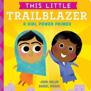 This Little Trailblazer book cover