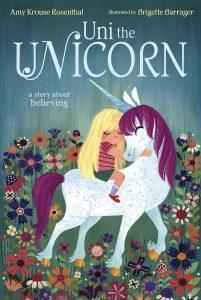 Uni the Unicorn book cover