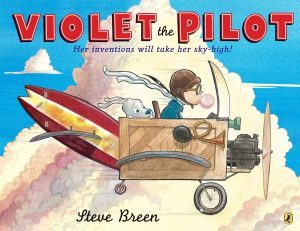 Violet the Pilot book cover
